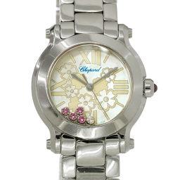 ショパール Chopard ハッピースポーツ マーク2 ミニ ハッピーブロッサム レディース 腕時計 【腕時計】★