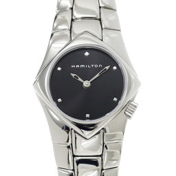 ハミルトン HAMILTON スターダム H23251132 レディース 腕時計 ブラック ウォッチ 【腕時計】★