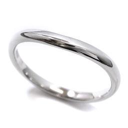 ロイヤルアッシャー ウェディング リング 16号 Pt950 プラチナ 指輪 ROYAL ASSCHER 【BJ】★