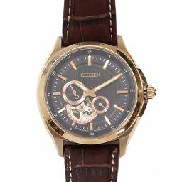シチズン CITIZEN メカニカル オートマティック メンズ 腕時計 NP1003 06E スケルトン 【腕時計】★