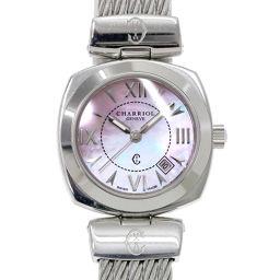 Sharioru New Alexander ALEXS Ladies Watch Pink Shell Wire [Watch] ★