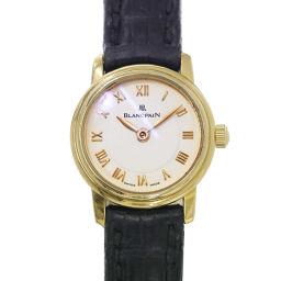 Blancpain BLANCPAIN Ladybird K18YG Ladies Watch White Dial [Watch] ★