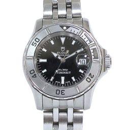 チュードル TUDOR プリンスデイト ハイドロノート 99090 レディース 腕時計 ブラック 【腕時計】★