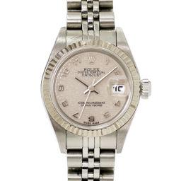 ロレックス ROLEX デイトジャスト 79174 Y番 コンピューター 文字盤 レディース 腕時計 【腕時計】★