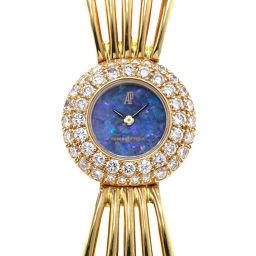 Audemars Piguet AUDEMARS PIGUET AP Bezel Diamond Ladies Watch Opal K18YG [Watch] ★