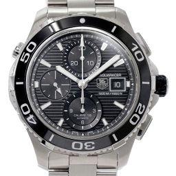 タグホイヤー TAG HEUER アクアレーサー CAK2110 クロノグラフ メンズ 腕時計 デイト 【腕時計】★