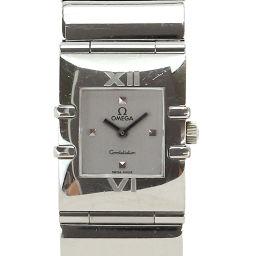 オメガ OMEGA コンステレーション カレ クアドラ 1521 31 レディース 腕時計 【腕時計】★