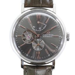 Orient Star ORIENTSTAR Men's Watch DK03 C0 B Gray Dial Automatic Automatic [Watch] ★