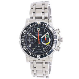 ゼニス ZENITH レインボーフライバック エルプリメロ クロノ 02 0480 405 メンズ 腕時計 【腕時計】★