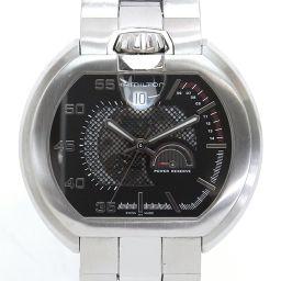 ハミルトン HAMILTON US66 ユーエス66 パワーリザーブ メンズ 腕時計 H356150 H35615135 【腕時計】★
