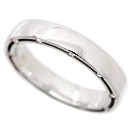 ダミアーニ DAMIANI ディサイド ダイヤ 20P リング 16号 K18WG 18金ホワイトゴールド 750 ダイア 指輪 【BJ】★