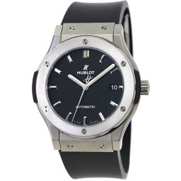 ウブロ HUBLOT クラシック フュージョン チタニウム 45mm 511 NX 1171 RX メンズ 腕時計 【腕時計】★