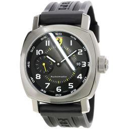 パネライ PANERAI フェラーリ スクーデリア FER00002 メンズ 腕時計 デイト ブラック 【腕時計】★