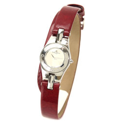 ボーム&メルシェ BAUME&MERCIER リネア レディース 腕時計 65305 シルバー 文字盤 ウォッチ 【腕時計】★