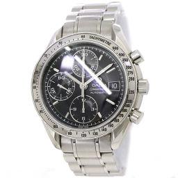 オメガ OMEGA スピードマスター デイト 3513 50 クロノグラフ メンズ 腕時計 ブラック 【腕時計】★