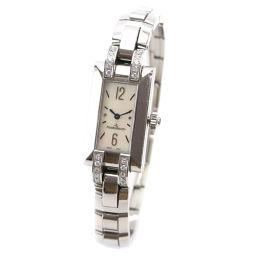 ジャガールクルト JAEGER LECOULTRE イデアル 460 8 08 レディース 腕時計 ダイヤ シェル 【腕時計】★