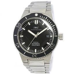 IWC GSTアクアタイマー IW353602 メンズ 腕時計 デイト 自動巻き オートマ ウォッチ 【腕時計】★