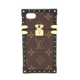 ヴィトン モノグラム アイフォンケース アイ トランク iPhone7 ケース スマホケース M64479 【ブランド】★
