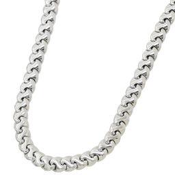 Kimento CHIMENTO diamond necklace 50 K18WG 18 gold white gold 750 [BJ] ★