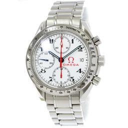 オメガ スピードマスター デイト オリンピックコレクション 3513 20 メンズ 腕時計 【腕時計】★