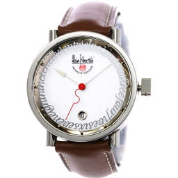 Alan Sylvestein Club Medio Men's Watch Limited to 250 Date Automa [Watch] ★
