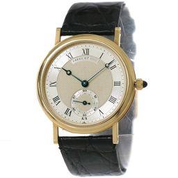 Breguet BREGUET Classic 3290BA Men's Watch K18YG Yellow Gold Manual winding Watch [Watch] ★