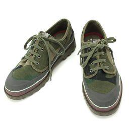 Valentino Garavani camouflage low-cut sneaker canvas MY0S0967 41 [Accessories] ★