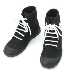 Givenchy Star Print High Cut Sneaker Canvas Black White 42 1/2 [Accessories] ★