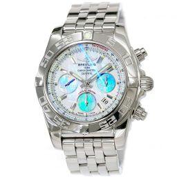 ブライトリング クロノマット44 AB0110 日本限定300本 クロノグラフ メンズ 腕時計 【腕時計】★