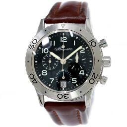 Breguet Transatlantic Type XX 3820ST Chronograph Men's Watch Date Automatic [Watch] ★