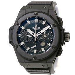 Hublot HUBLOT King Power Split Second Chronograph 709 CI 1770 RX Men's Watch [Watch] ★