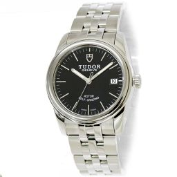 Tudor Glamor Date 55000 Men's Watch Black Dial Automatic Automatic Watch [Watch] ★