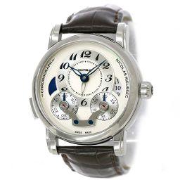 Montblanc MONTBLANC Star Nicolas Ryusec Monopusher Chronograph Men's Watch [Watch] ★