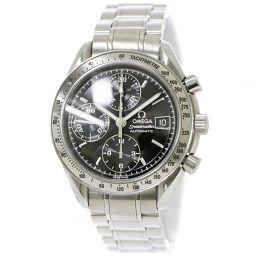 オメガ スピードマスターデイト 3513 50 クロノグラフ メンズ 腕時計 ブラック 文字盤 オートマ 自動巻き 【腕時計】★