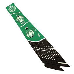 未使用 エルメス ツイリー スカーフ Les Flacons Bandana 香水瓶 シルク 100% グリーン  【小物】★