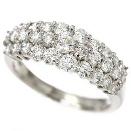 モニッケンダム ダイヤ 1.67ct リング 15号 Pt900 プラチナ 指輪 MONNICKENDAM 【BJ】★