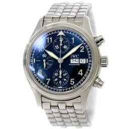 IWC Spitfire IW370618 Chronograph Men's Watch Day Date Automatic winding [Watch] ★