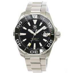TAG Heuer TAG Heuer Aquaracer 300 Caliber 5 WAY211A-1 Men's watch Date [Watch] ★