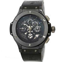 Hublot HUBLOT Big Bang Aeroban All Black 310 CM 1110 RX 500 Limited Men's Watch [Watch] ★
