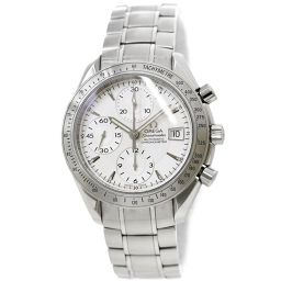 欧米茄Speedmaster Date 3211 30 Chronograph Men's Watch Silver Dial Automatic自动上链[手表]★