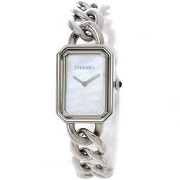 シャネル プルミエール H3251 レディース 腕時計 ホワイトシェル 文字盤 クォーツ ウォッチ 【腕時計】★