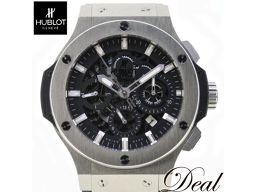 Hublot / Big Bang / Aeroban / SS Rubber / Men's / Automatic winding / Black / 311.SX.1170.RX