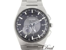 OH already!  Citizen / Satellite Wave / Eco Drive / Solar / Men / Gray / CC2006-53E