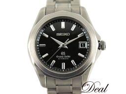 セイコー グランドセイコー SBGR011 チタン 腕時計 40周年記念 1000本限定モデル
