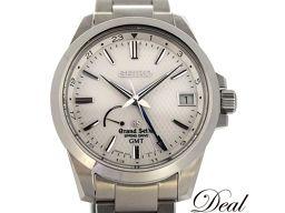 Seiko Grand Seiko Spring Drive GMT SBGE 009 Men's Watch