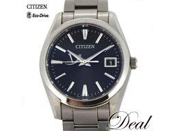 シチズン ザ・シチズン エコドライブ A010-T017983 パーペチュアルカレンダー メンズ 腕時計