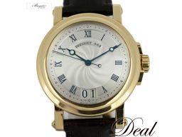 ブレゲ マリーン2 5817 YG 5817BA/12/9V8 ラージデイト メンズ 腕時計