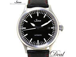 ジン 556.M 自動巻 裏スケ メンズ 腕時計 Sinn