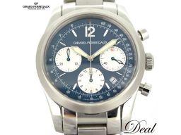 ジラールペルゴ クロノスポーツ2000 49560.1.11 メンズ 腕時計 希少