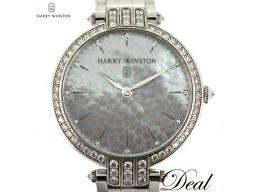 ハリーウィストン プルミエール 36mm PRNQHM36WW002 レディース 腕時計